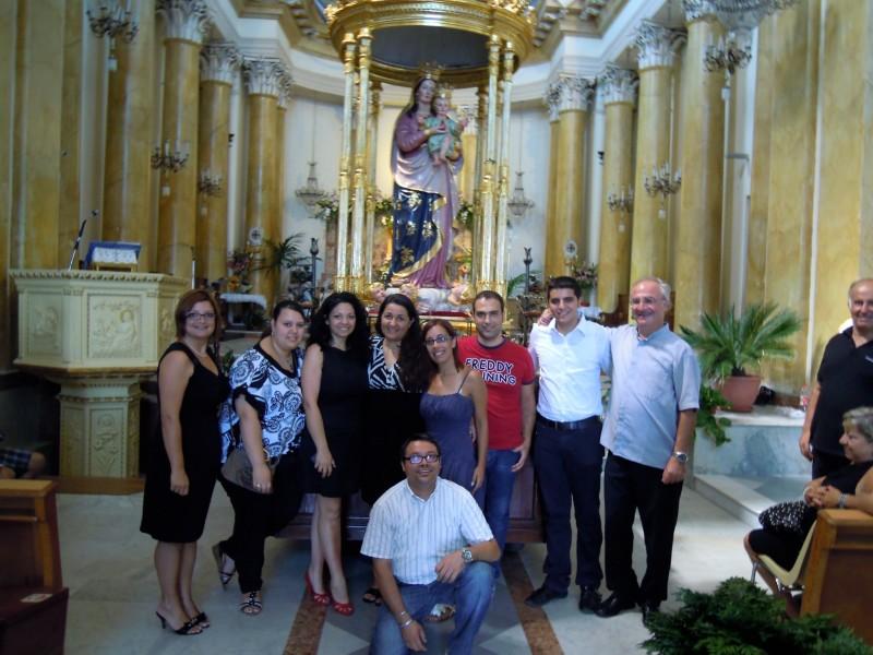 Festa Patronale - agosto 2014