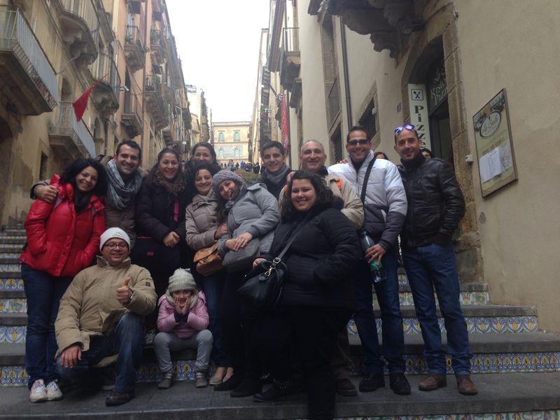 Caltagirone, Natale 2014