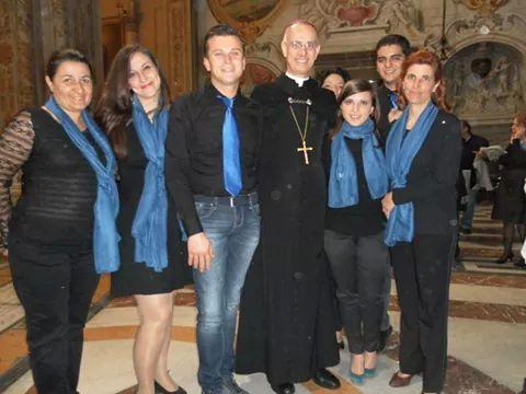 Raduno diocesano Scholae Cantorum - Cattedrale di Acireale, 22 novembre 2014