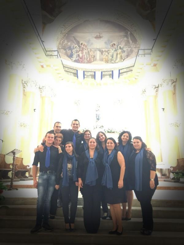 """I Rassegna """"Un canto a Maria"""" - S. M. degli Ammalati, 17 ottobre 2014"""