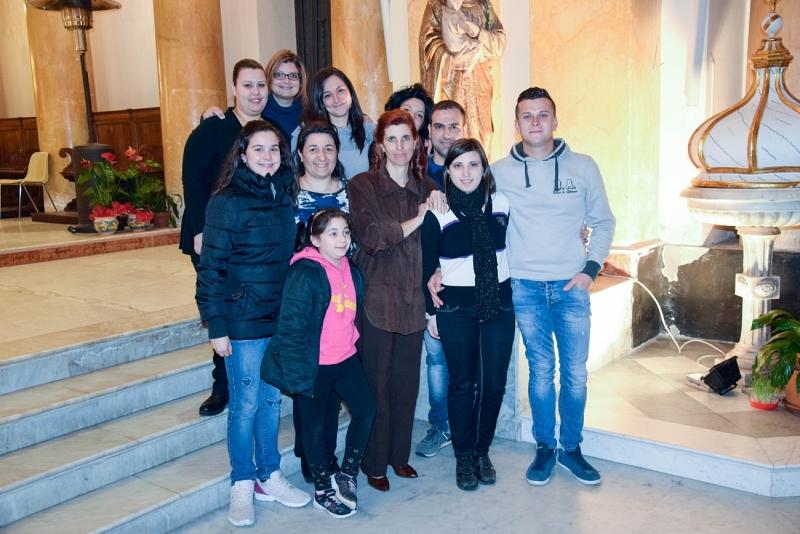 Messa solenne in onore di San Giuseppe - 17 marzo 2016
