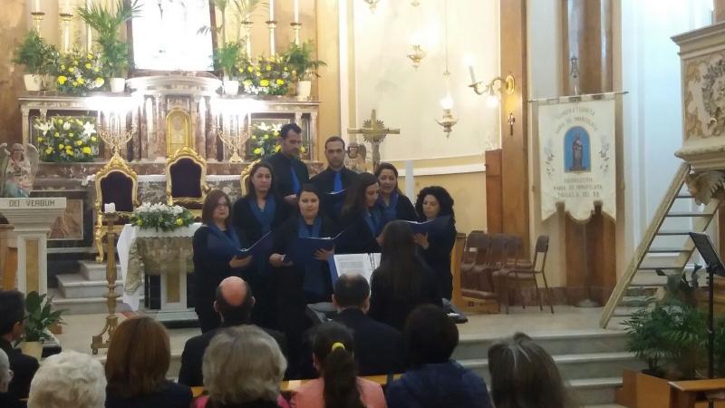 XVII Rassegna Mariana a Dagala del Re, 8 maggio 2016
