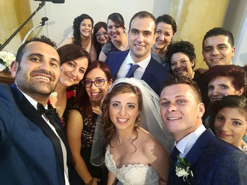 Le nozze di Filippo e Luana - 17 giugno 2017